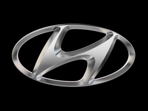 Hyundai logo emblem symbol