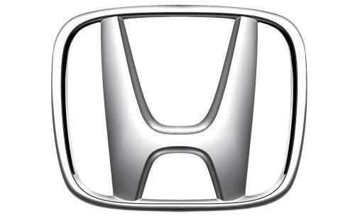 Japanese car brands Honda logo