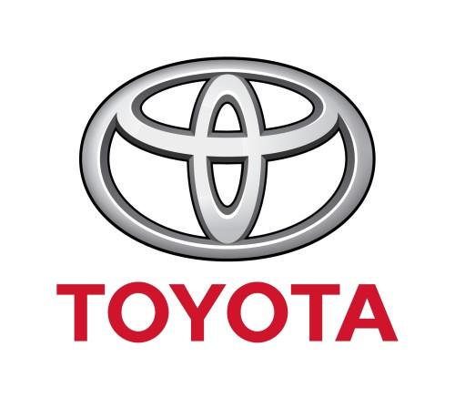 Japanese car brands Toyota logo