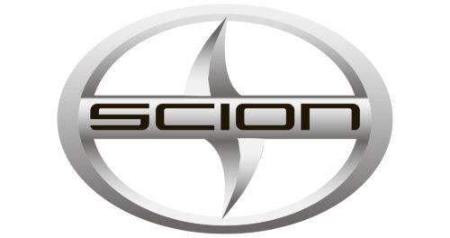 Japanese car brands Scion logo