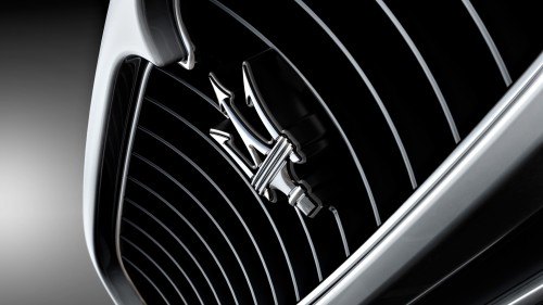 Maserati Car Brand Logo