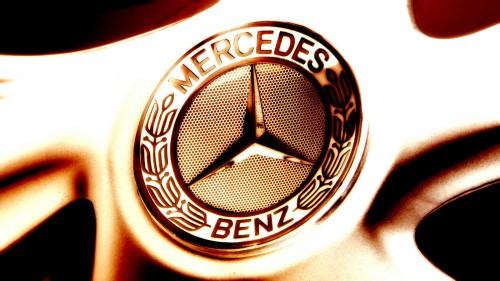 Mercedes symbol history