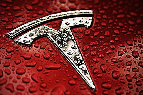 Tesla Auto Logo