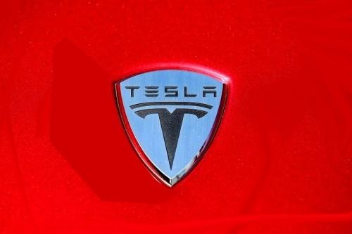 Tesla Car Symbol