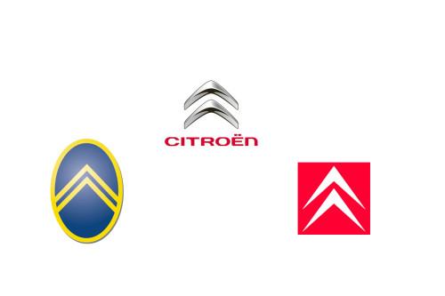 Citroen Logo History