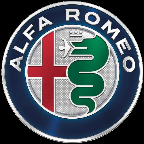 Alfa Romeo (Italian Car Company) Logo