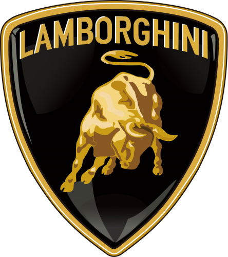 Lamborghini Logo (italian automaker)