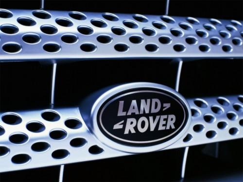 Land Rover Symbol