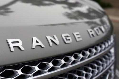 Land Rover Range Rover Symbol