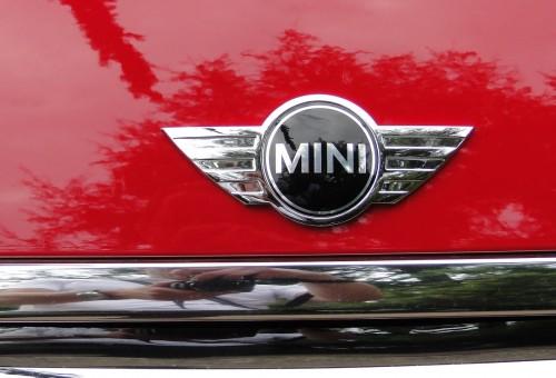 Mini Cooper Symbol