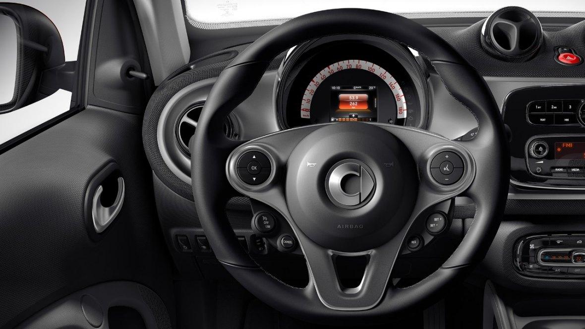Smart Emblem on Alfa Romeo Symbol