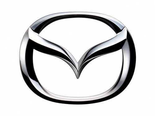 Mazda company logo