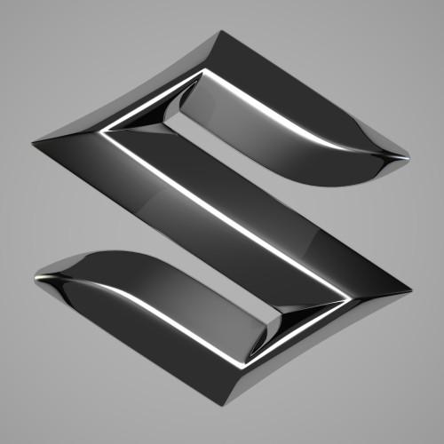 Suzuki Car Emblem