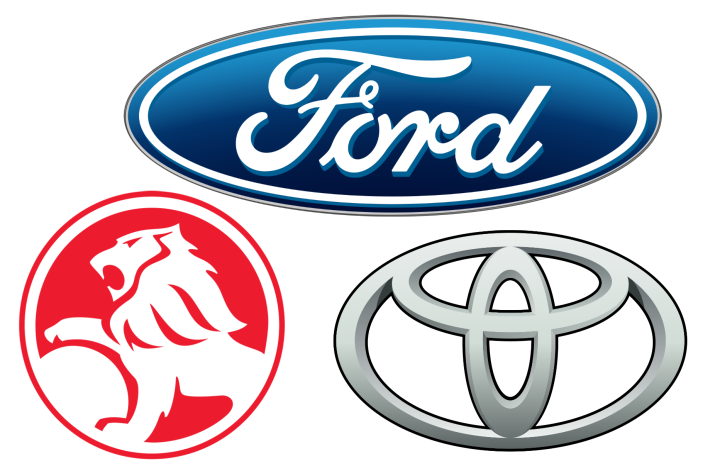 Australian car brands logos