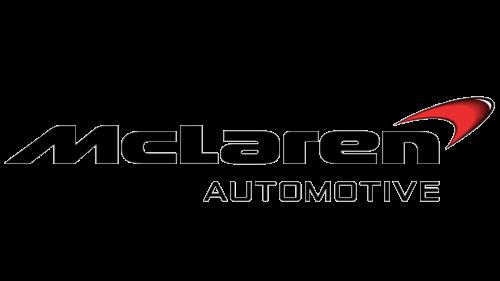 McLaren Car Company Emblem