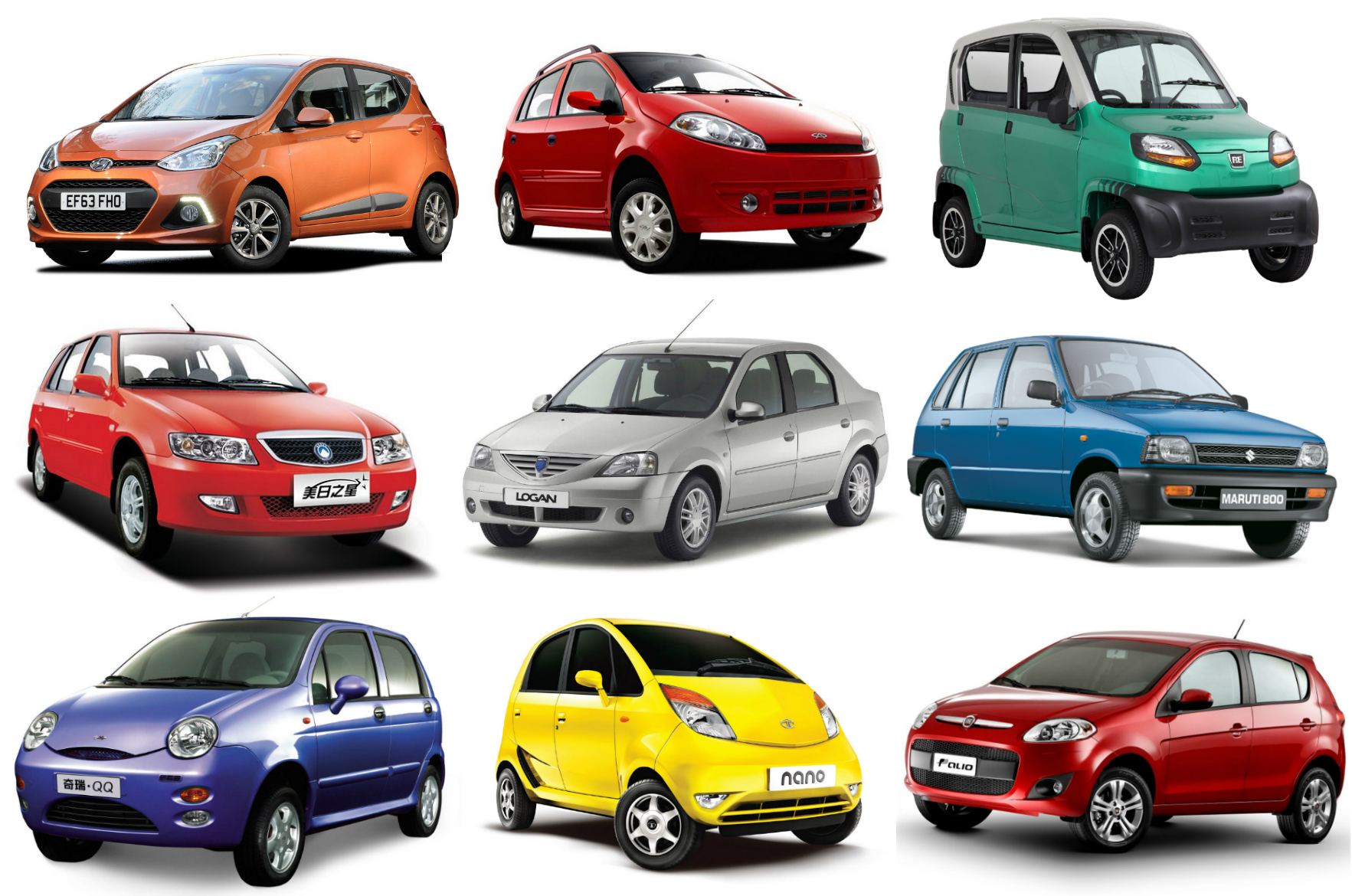 cheapest new cars the list of crazy cheap cars car brand