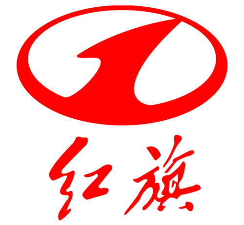 Chinese car Hongqi Symbol