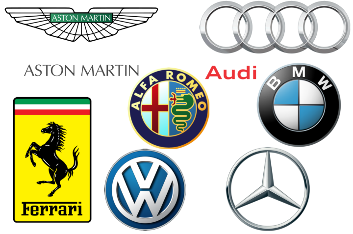 European car brands companies and manufacturers car for International decor brands