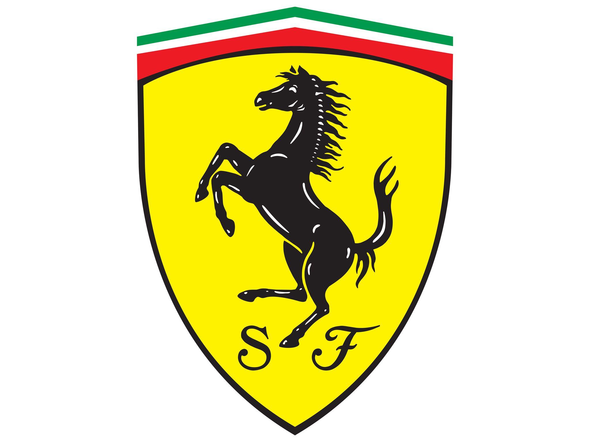 ferrari logo ile ilgili görsel sonucu