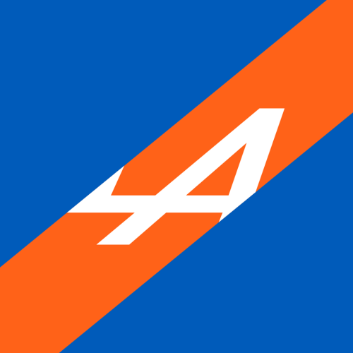 Alpine Car Brand Logo