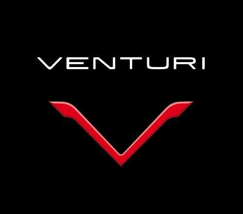 Venturi car brand logo