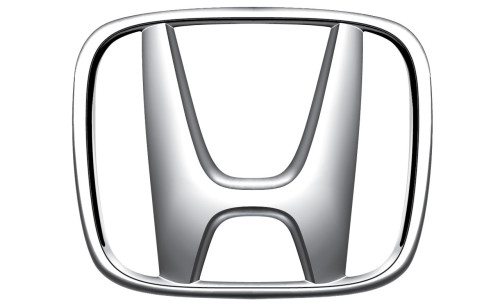 Japanese car brands Honda logo