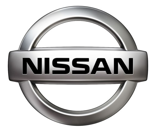 Japanese car brands Nissan logo