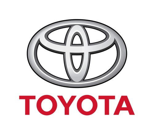 Japanese car brands Toyota logo
