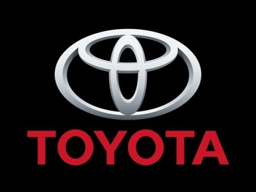 Toyota logo emblem symbol