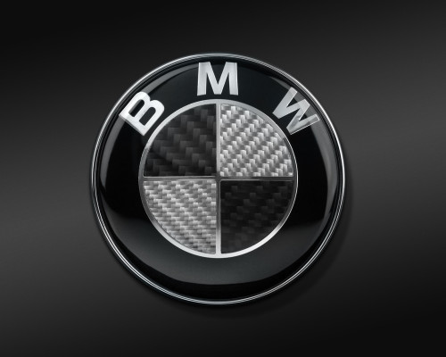 BMW Car Emblem