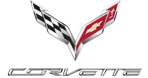 Corvette logo - American car brands