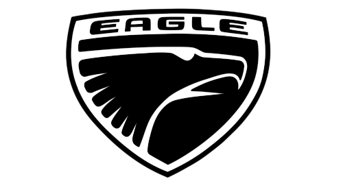 Eagle logo - American car brands
