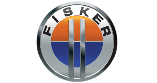 Fisker logo - American car brands
