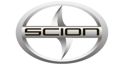 Japanese car brands Scion logo