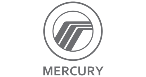 Mercury logo - American car brands