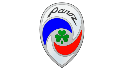 Panoz logo - American car brands
