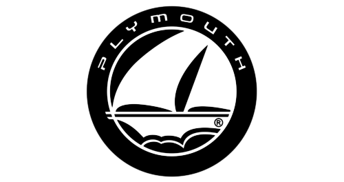 Plymouth logo - American car brands