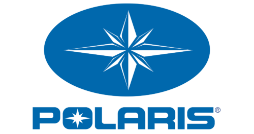 Polaris logo - American car brands