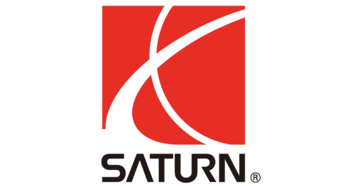 Saturn logo - American car brands