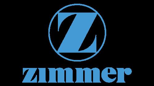 Zimmer logo - American car brands