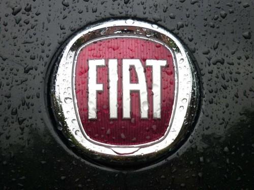 Fiat Car Company Logo