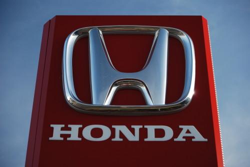 Honda Car Company Logo