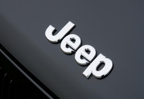 Jeep Car Emblem