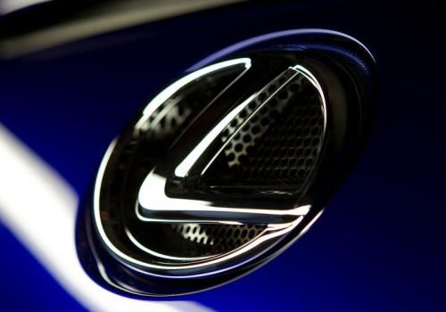 Lexus emblem history