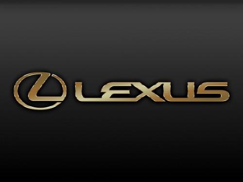 Lexus car symbol