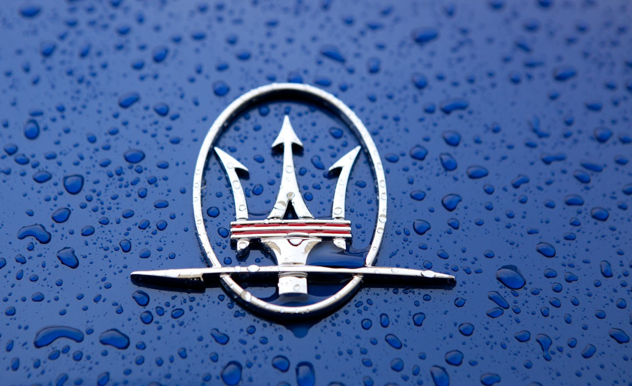 Maserati Logo Maserati Car Symbol Meaning And History