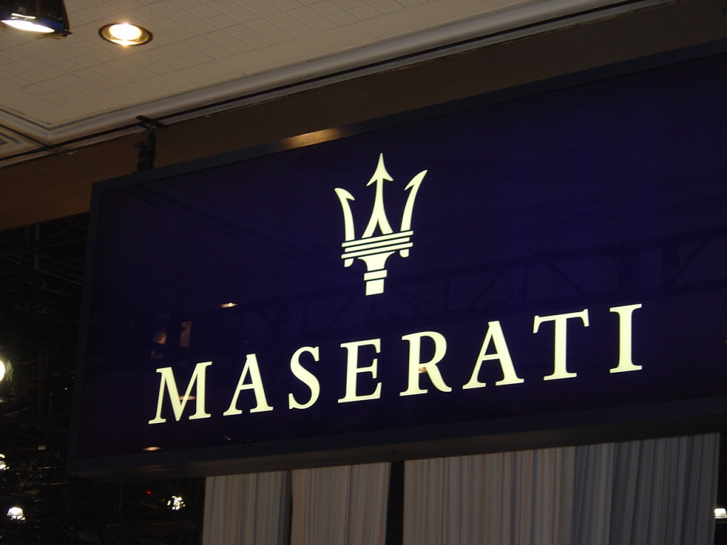 Maserati Logo Maserati Car Symbol Meaning And History Car Brand Names Com