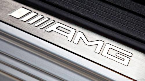 Mercedes-Benz AMG logo