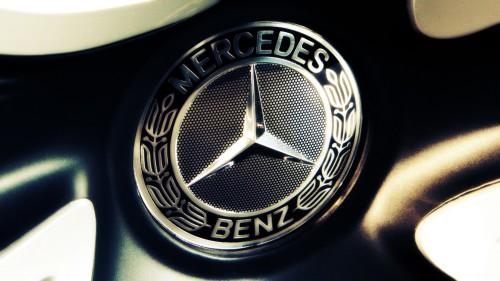 Mercedes-Benz Company Logo