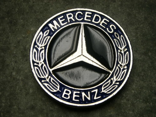 Old Mercedes-Benz Logo